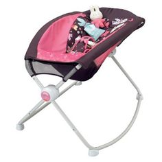Fisher Price Rock & Play Sleeper- essential! Portable, folds easily, great for any room.