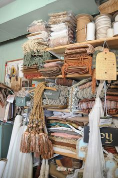 Rowann Wilkerson and her shop Antiques In Old Town are featured in the  Feb/Mar/Apr '13 issue of Where Women Create magazine   Photography by Dana Waldon