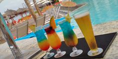 Enjoy delicious summer cocktails any day of the year at Now Amber Puerto Vallarta!