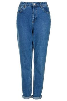 "MOTO Vintage Mom Jeans TopShop $89  Some styles are best left in the past. I think ""mom"" jeans should be one of them - especially if they are light or acid washed!"