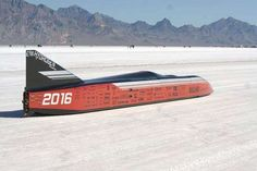The Buckeye Bullet 2 is World's Fastest Fuel Cell Vehicle #ecofriendly trendhunter.com