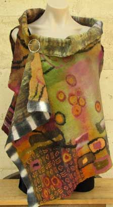 Pam de Groot - great it has the looks of an art journal!!! :-)