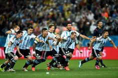 Argentina to Take on Germany for Third Time in World Cup Final. #WorldCup2014