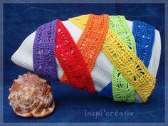 Tuto Bandeau Large au Crochet