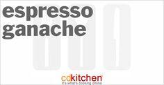 Espresso Ganache | CDKitchen.com