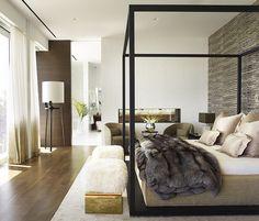 Vero Beach Residence - Master Bedroom | DJDS