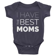 2c8501c1e 42 Best LGBT Baby Clothes images | Our baby, Baby bodysuit, Lesbian moms