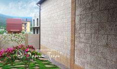 Имитация травертина и камня на фасаде из декоративного бетона. Имитация камня, дерева, металла.   т. 8(918)4548996; 8(918)1724761 # забор #резьба #декоративный_бетон #фасад #интерьер #имитация_камня #полы #забор #отделка_стен #печатный_бетон #интерьер # имитация_дерева #дизайн #ступени #обучение #штампы #орнамент #отделка_фасада.