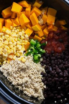 Slow Cooker Mexican Quinoa Dinners You Can Make In A Crock-Pot