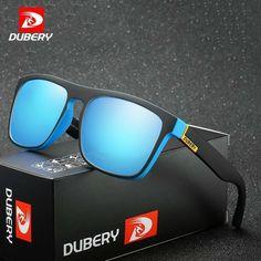 2cd072d499d DUBERY Polarized Sunglasses Men s Aviation Driving Shades Male Sun Glasses  For Men Retro Cheap 2017 Luxury Brand Designer Oculos