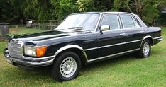 Mercedes-Benz W116 - Wikipedia, the free encyclopedia