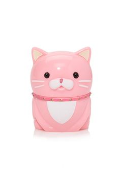 Kitty lip balm - it's probably the world's worst lip balm, but look how cute it is!