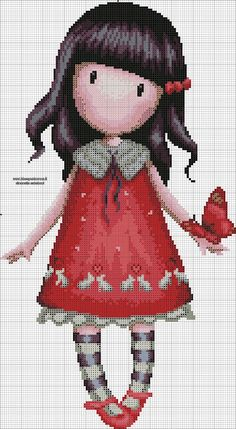 GORJUSS SCHEMA PUNTO CROCE Baby Cross Stitch Patterns, Cat Cross Stitches, Cross Stitch Baby, Cross Stitch Charts, Cross Stitch Designs, Cross Stitching, Cross Stitch Embroidery, Embroidery Patterns, Hand Embroidery