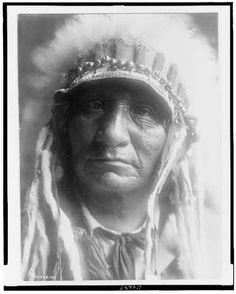 Red Hawk - Oglala - circa 1913