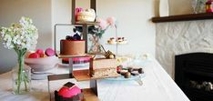 Win: A High Tea Stand from AnnaVasily