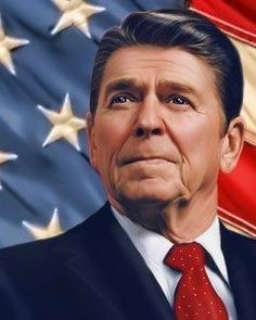 "#Reagan - ""Republicans believe every day is 4th of July, but Democrats believe every day is April 15."""