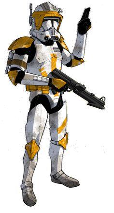 Commander Cody Trajes Star Wars, Stormtroopers, Star Wars Baby, Star Wars Clone Wars, Clone Trooper, Love Stars, Art Pictures, Cool Art, Prop Making