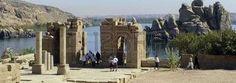 A river runs through it: Six days inEgypt