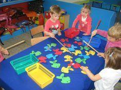 Frog Activities, Motor Skills Activities, Number Activities, Educational Activities, Classroom Activities, Toddler Activities, Preschool Activities, Head Start Preschool, Toddler Preschool