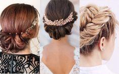 Añade algún tocado,, diadema o accesorio que le de un toque elegante a tu peinado Aesthetic Design, Pretty Hairstyles, Marie, Manicure, Beauty, Fashion, Vestidos, Modern Hairstyles, Dress
