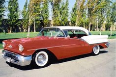 1957 Oldsmobile Super 88 Car Picture