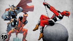 Top 10 Deadpool Funniest Moments