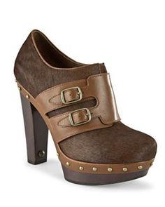 UGG® Australia Clog Booties - Illiana High Heel