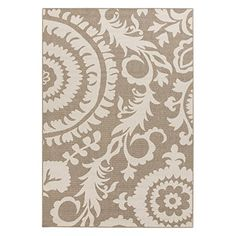 Surya ALF96162379 Machine Made Casual Runner Rug 2Feet 3Inch by 7Feet 9Inch TaupeBeige >>> See this great product. (This is an Amazon Affiliate link)