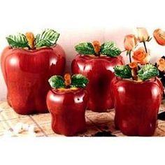 Apple Decorations For The Kitchen   Apple Kitchen Decor Pinteres