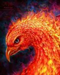 Ok I have made many phoenixes but I make each one of them different from the others. The song See more Phoenixes :