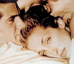 JFK, Jr. and Carolyn Bessette-Kennedy