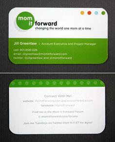 Mom It Forward / Jill Greenlaw  momitforward.com
