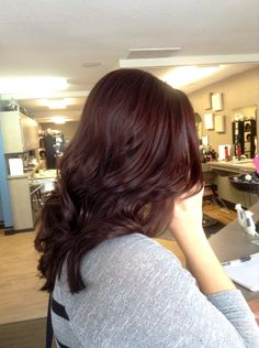 Auburn hair! #haircolor #haircountry