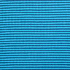 Hilco Ringelbündchen blau-türkis von PinkPeppa auf DaWanda.com