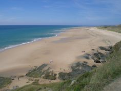 HATAINVILLE PLAGE, Carteret, NORTHERN FRANCE #naturistbeach #nudistbeach ➳ wilderness beach
