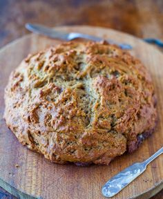 30 Minute Honey Whole Wheat Skillet Bread