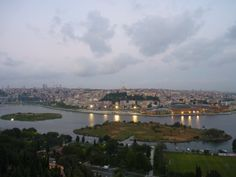 Estambul. Vistas desde el Pier Loti.
