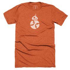 BB-8 Heather Orange (Men's)