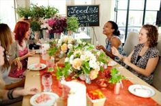 Chic and Modern Bachelorette Party Ideas on http://www.weddingbells.ca/blogs/engagement/2012/04/09/chic-and-modern-bachelorette-party-ideas/