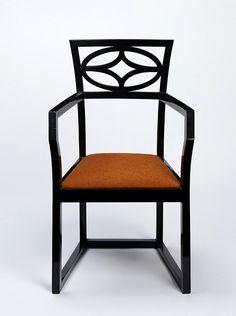 Armchair | Koloman Moser; Weiner Werkstatte 1904