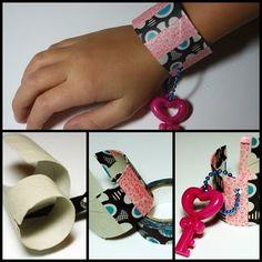 Andrine og Marens Landhandleri - Blog - Bracelet for kids created by Dt Linda.