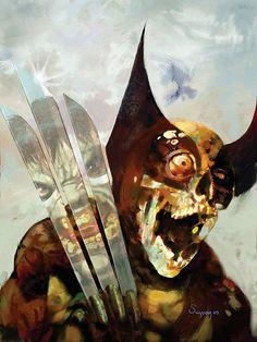 Marvel Zombie #3