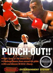 Mike Tyson's Punch Out - when I was a kid I swore up and down that the referee was Chevy Chase.