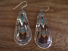 Check out this item in my Etsy shop https://www.etsy.com/listing/250557335/vintage-native-american-sterling-silver
