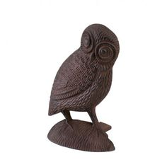 Koolekoo Owl Door Stopper - Cast Iron Door Stop -- You can find out more details at the link of the image-affiliate link. #Doorstops
