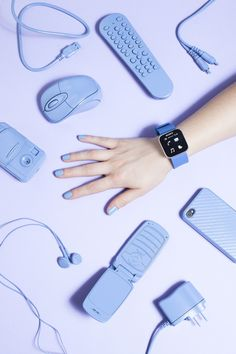 Bloomberg Businessweek Smartwatch - STEPHANIE GONOT PHOTO