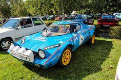 #Lancia #Stratos au salon Auto Moto Retro de Rouen. Reportage complet : http://newsdanciennes.com/2015/09/28/grand-format-auto-moto-retro-de-rouen/ #Cars #Vintage #Classic_Cars