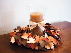 #DIY fall home decor idea from #CTMH.