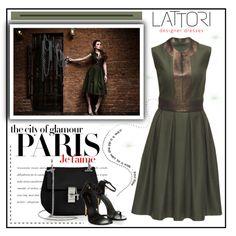 LATTORI dress by water-polo on Polyvore featuring moda, Lattori, Chloé, H&M, polyvoreeditorial and lattori