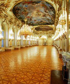 El palacio de Schönbrunn.